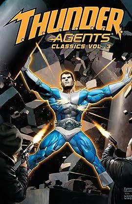T.H.U.N.D.E.R. Agents Classics Vol. 3