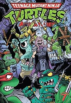 Teenage Mutant Ninja Turtles Adventures Vol. 7