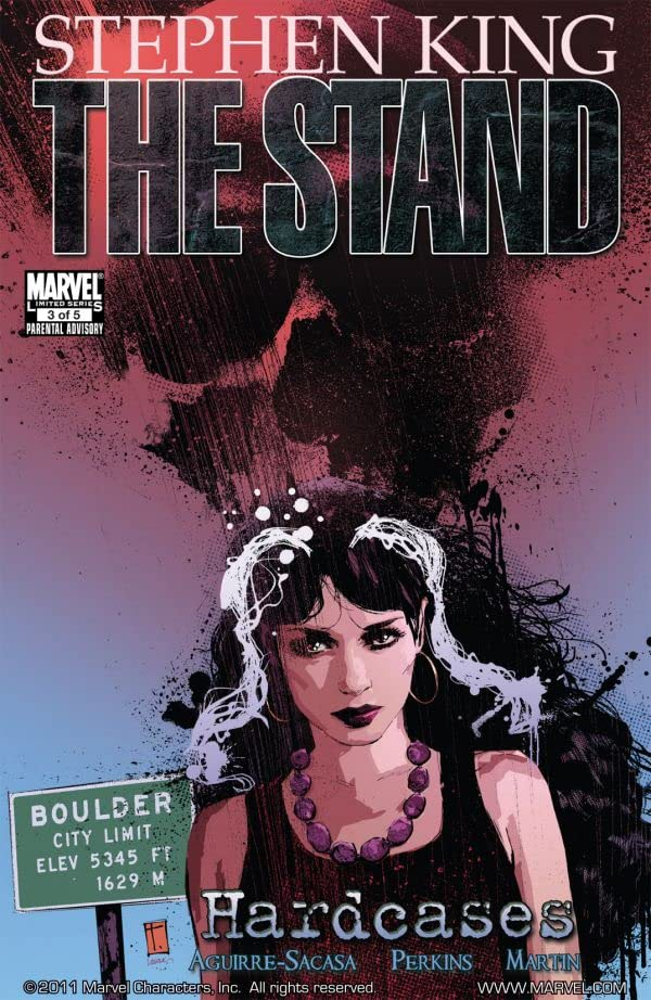 The Stand: Hardcases #3 (of 5)
