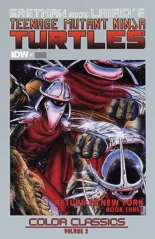 Teenage Mutant Ninja Turtles: Color Classics Tome 2 No.7