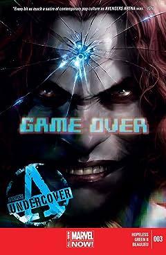 Avengers Undercover #3