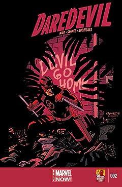 Daredevil (2014-2015) No.2