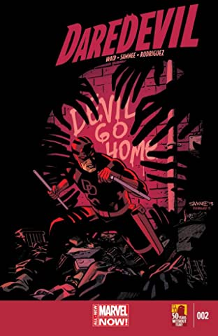 Daredevil (2014-2015) No.2