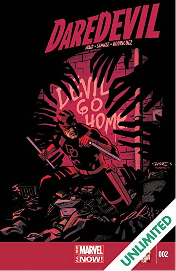 Daredevil (2014-2015) #2