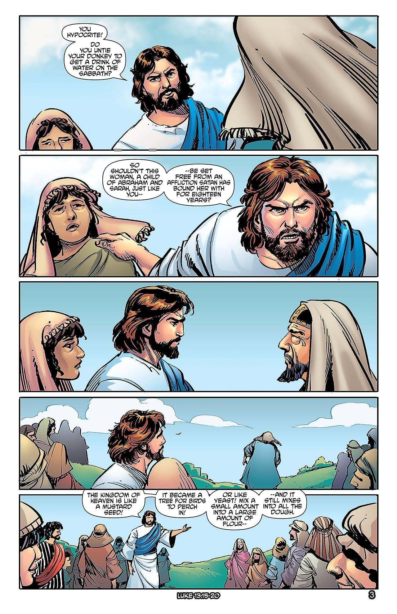 Christ Vol. 8