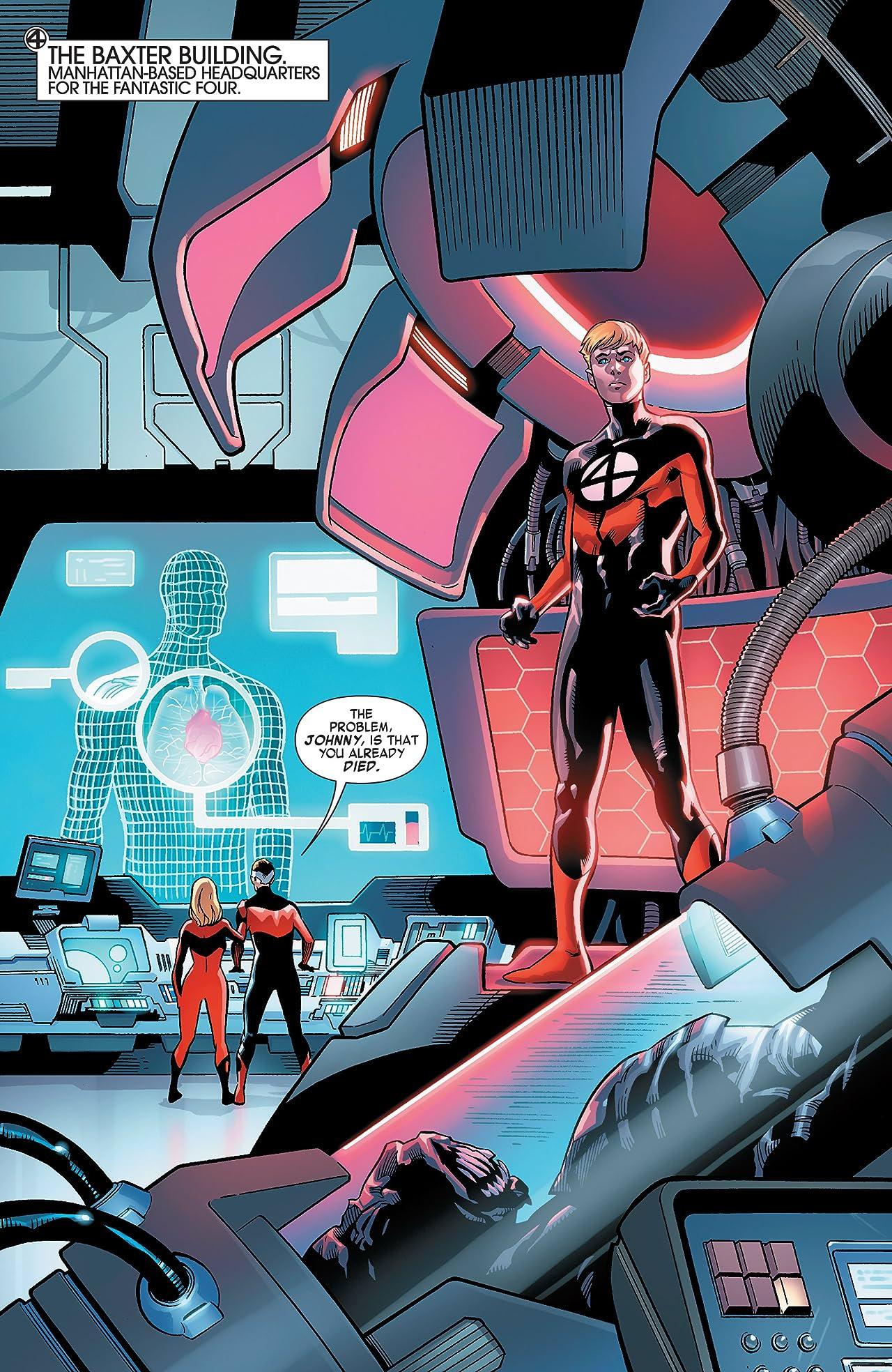 Fantastic Four (2014-2015) #3