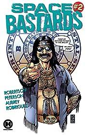 Space Bastards Vol. 2