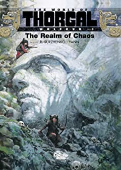 Wolfcub Tome 3: The Realm of Chaos