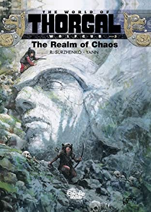 Wolfcub Vol. 3: The Realm of Chaos