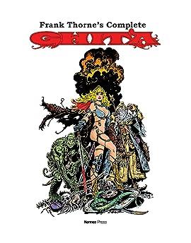 Frank Thorne's Complete Ghita of Alizarr #1