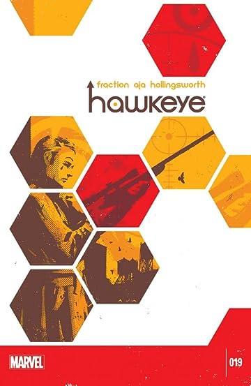 Hawkeye (2012-2015) #19