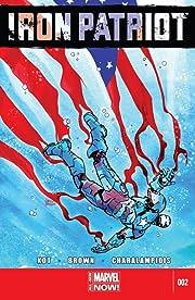 Iron Patriot (2014) #2
