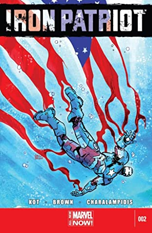 Iron Patriot (2014-) #2