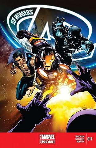 New Avengers (2013-2015) No.17
