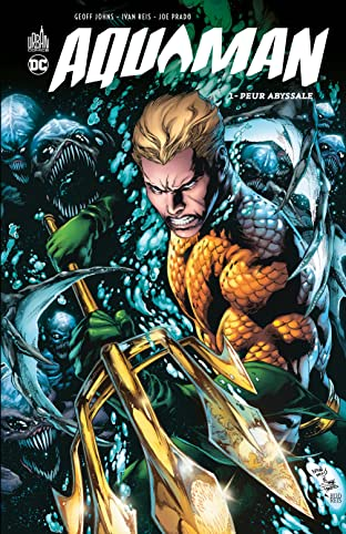 Aquaman Vol. 1: Peur abyssale