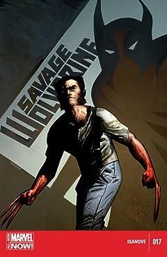 Savage Wolverine #17