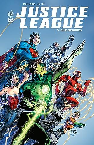 Justice League: Aux origines
