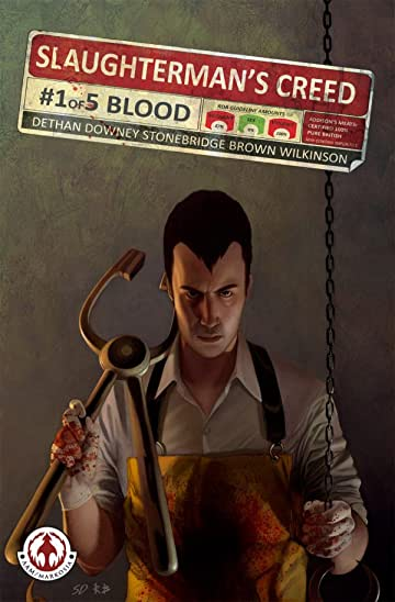 Slaughterman's Creed #1