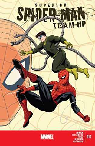 Superior Spider-Man Team-Up #12