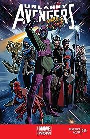 Uncanny Avengers (2012-2014) #19
