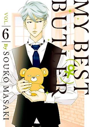 My Best (♀) Butler Vol. 6