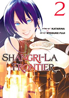 Shangri-La Frontier Tome 2