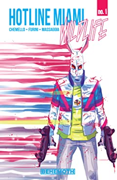 Hotline Miami: Wildlife #1