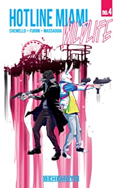 Hotline Miami: Wildlife #4