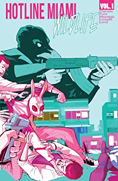 Hotline Miami: Wildlife Vol. 1