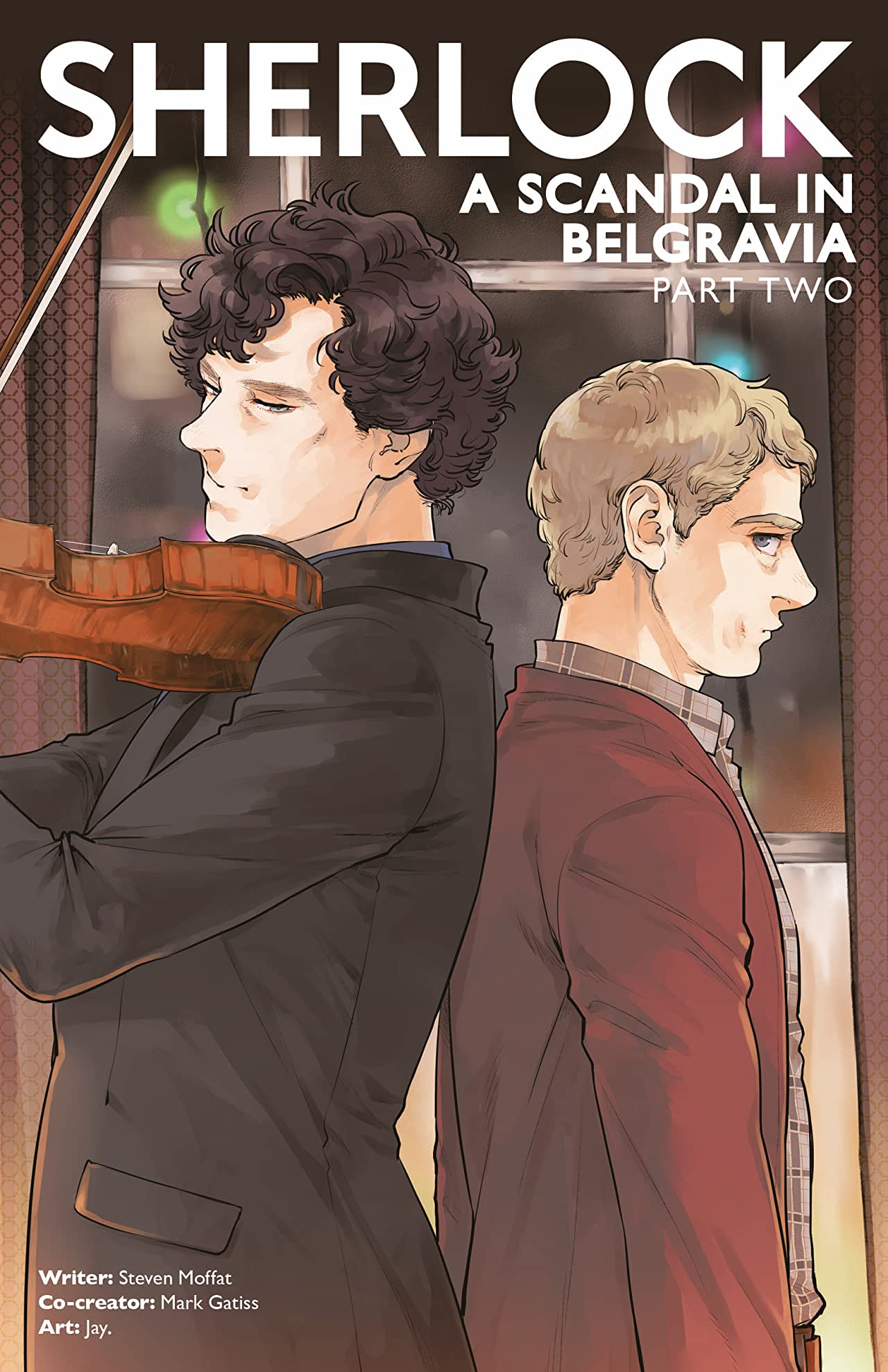 Sherlock Vol. 4.2: A Scandal in Belgravia