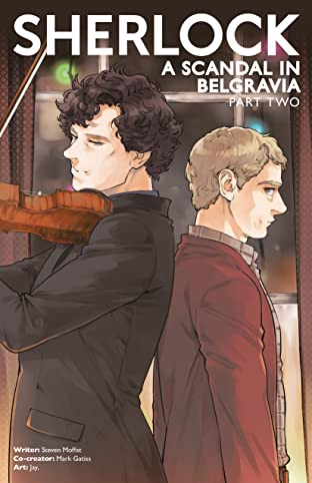 Sherlock Vol. 4.2: A Scandal in Belgravia
