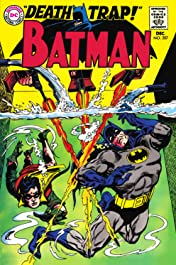 Batman (1940-2011) #207