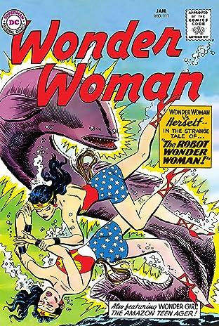 Wonder Woman (1942-1986) #111