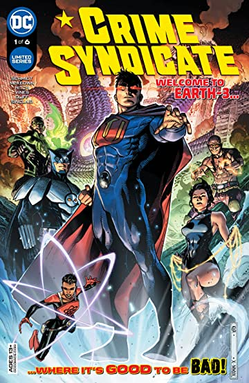 Crime Syndicate (2021-) #1