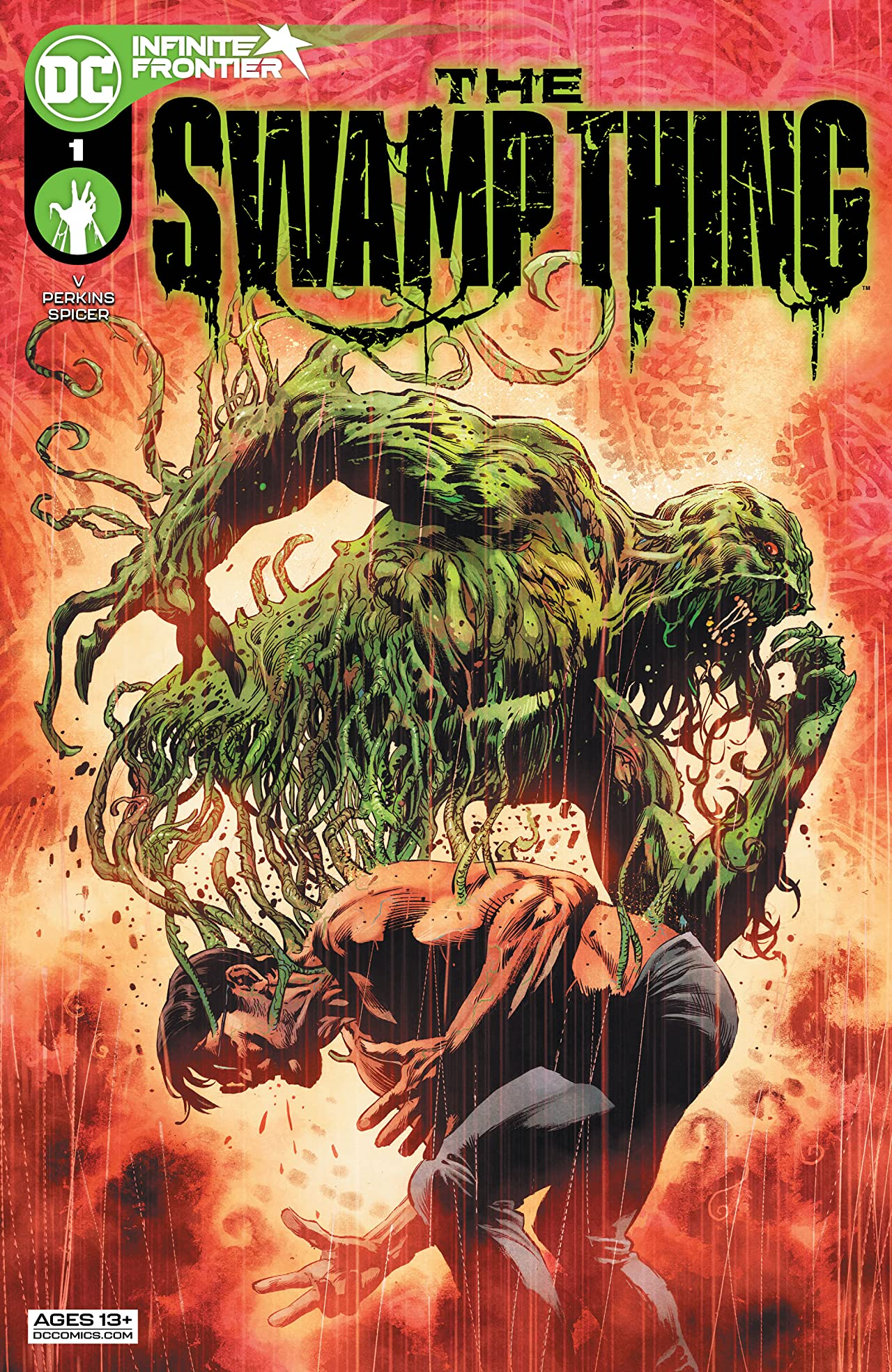 The Swamp Thing (2021-) #1