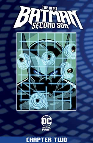 The Next Batman: Second Son (2021-) #2