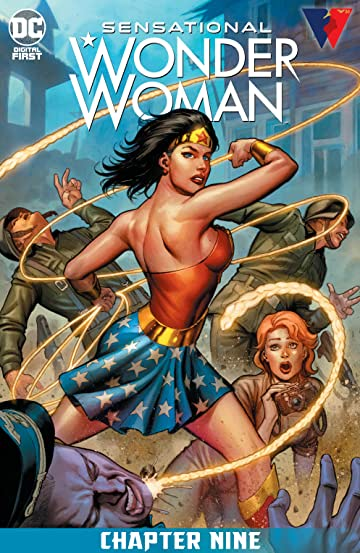 Sensational Wonder Woman (2021-) #9