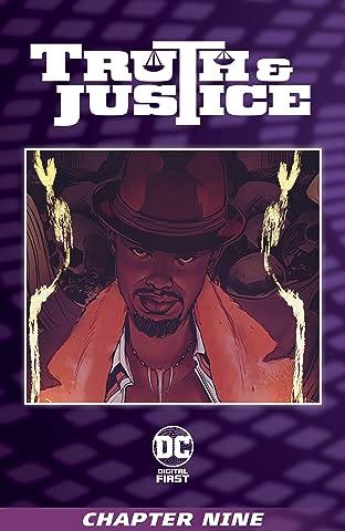 Truth & Justice (2021-) No.9