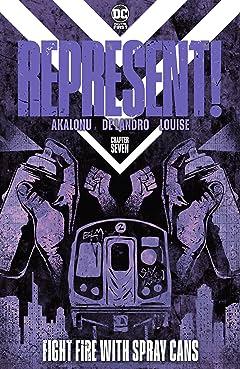 Represent! (2020-) #7