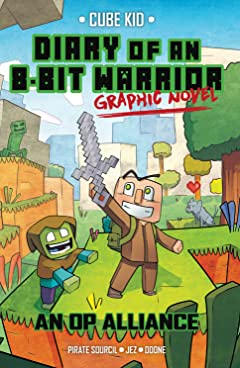 Diary of an 8-Bit Warrior Graphic Novel Vol. 1