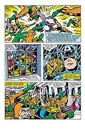 Captain America (1968-1996) #243