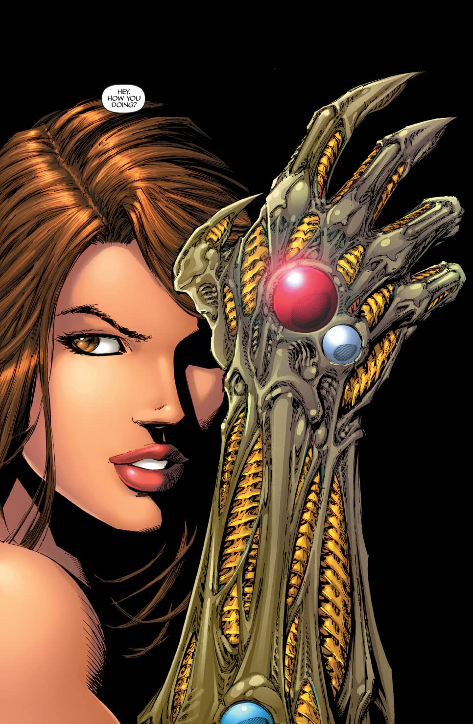 Witchblade #80