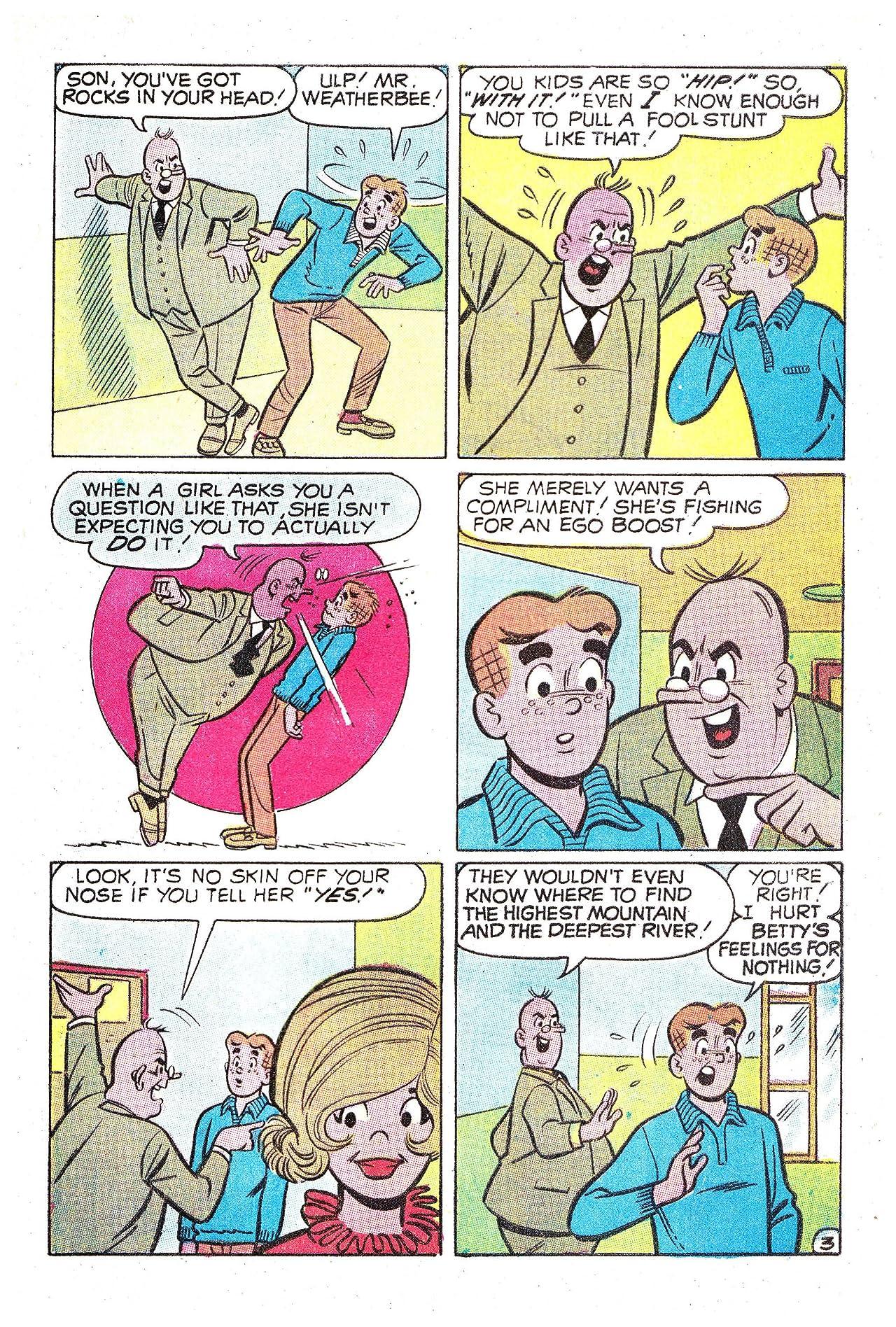 Archie's Girls Betty & Veronica #174
