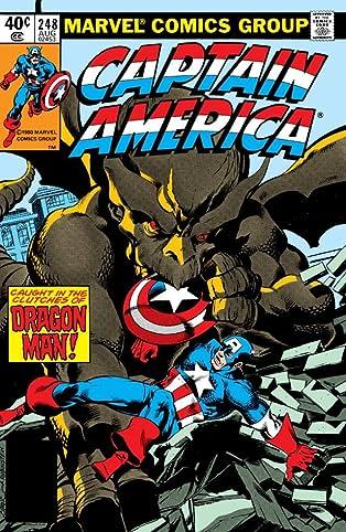 Captain America (1968-1996) #248