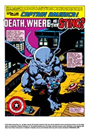 Captain America (1968-1996) #249