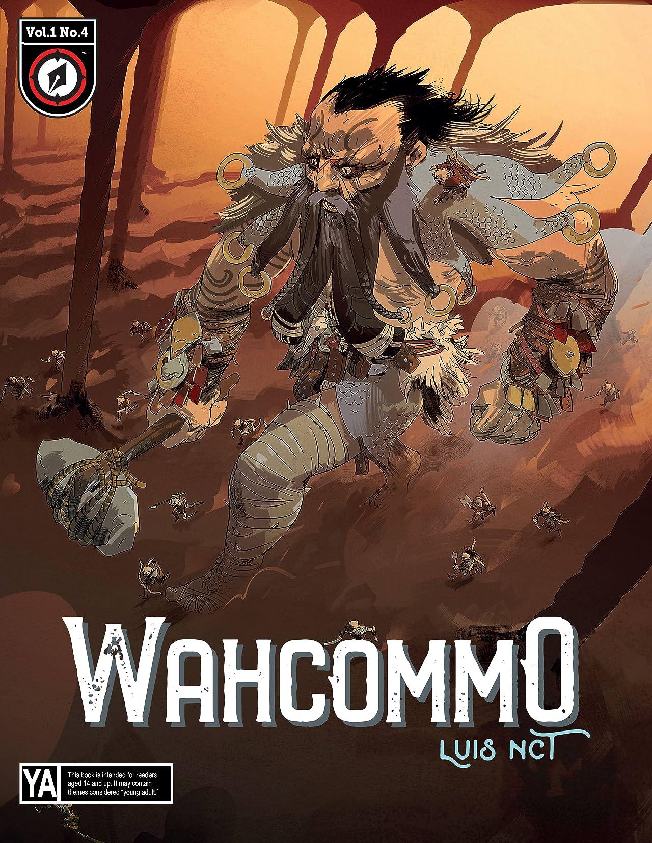 Wahcommo Vol. 1 #4
