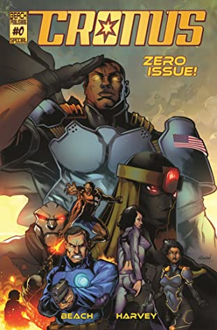 CRONUS ZERO ISSUE #0
