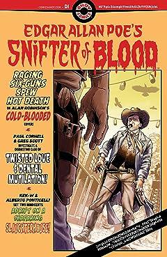 Edgar Allan Poe's Snifter of Blood No.5