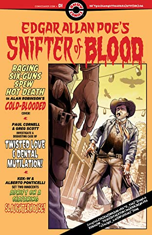 Edgar Allan Poe's Snifter of Blood #5