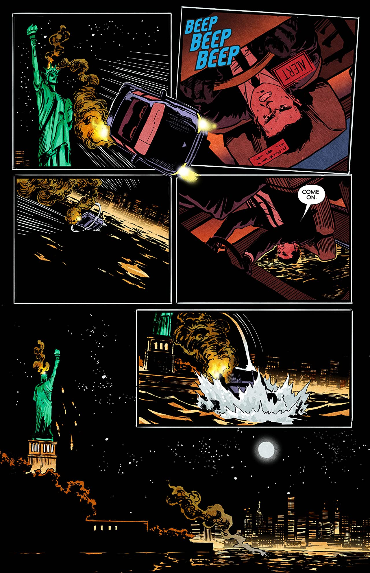 Planetary Expansion #1-6
